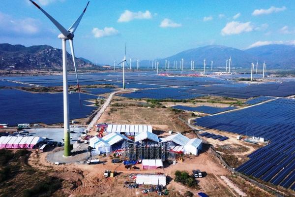 """Lãnh đạo Trung Nam Group nói gì về nhà máy điện gió """"khủng"""" nhất Việt Nam"""