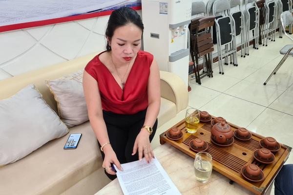 Hải Phòng: Nữ giám đốc công ty bất động sản bị hành hung, làm nhục, đăng tải clip lên mạng Internet lên tiếng