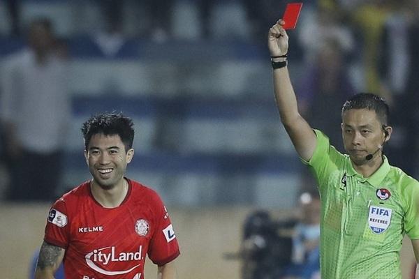 THỐNG KÊ: Lee Nguyễn nhận thẻ đỏ tại V.League nhiều gấp 3 thời ở MLS