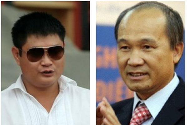 """Mối quan hệ """"tay ba"""" giữa Bầu Thuỵ, Him Lam của gia đình ông Dương Công Minh và LienVietPostBank"""
