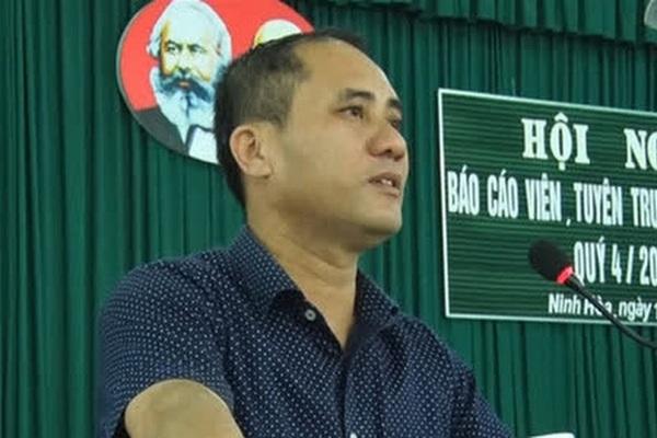 Khánh Hòa: Bí thư phường bị đâm tử vong