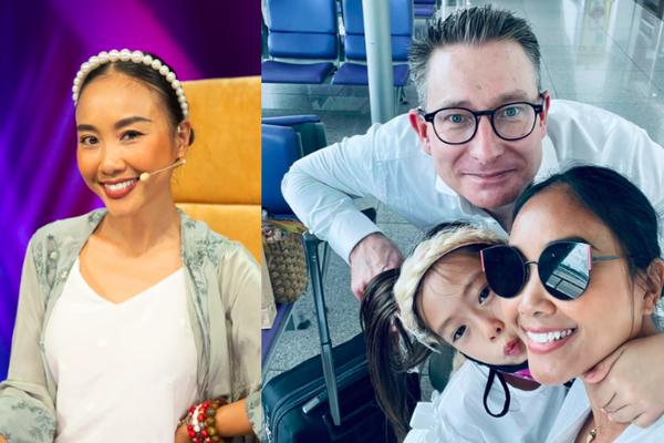 Ca sĩ Đoan Trang sau gần 10 năm lấy chồng Tây: Lánh xa showbiz, ra nước ngoài sống vì lý do này