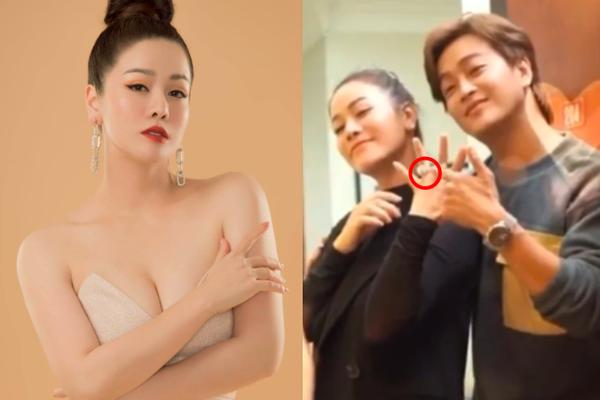 """Nhật Kim Anh nói sự thật về clip """"người tình tin đồn"""" kém 5 tuổi cầu hôn, sắp lấy chồng"""