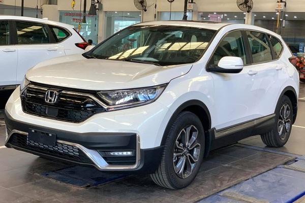 Nhược điểm của Honda CR-V mà người mua cần biết trước khi xuống tiền