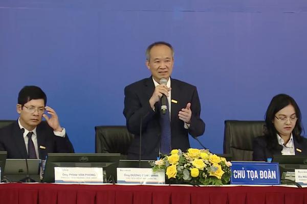 """Ông Dương Công Minh nói về mối quan hệ """"con dâu"""" Sacombank và """"con đẻ"""" LienVietPostBank"""