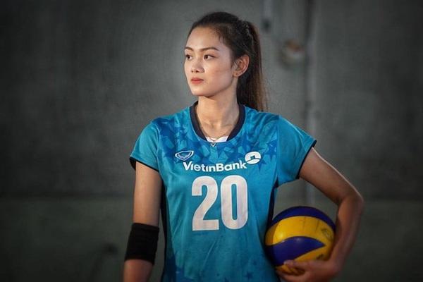LĐBC thế giới: Hoa khôi Nguyễn Thu Hoài là tương lai của bóng chuyền Việt Nam