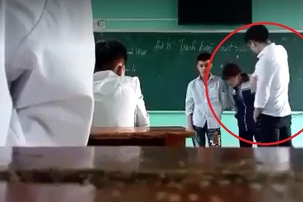 Từ vụ giáo viên đánh học sinh ở Bắc Giang: Giáo viên phải tự biết cách kiềm chế