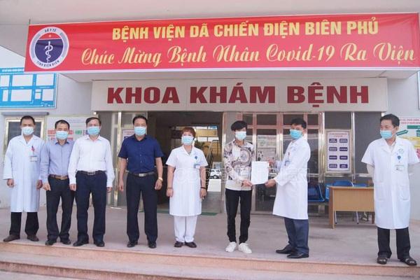 Điện Biên: Ghi nhận 1 ca dương tính với SARS-CoV-2 trở về từ tỉnh Bình Dương