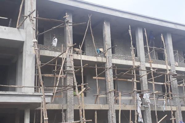 Thành phố Lai Châu: Đẩy nhanh tiến độ thi công các công trình