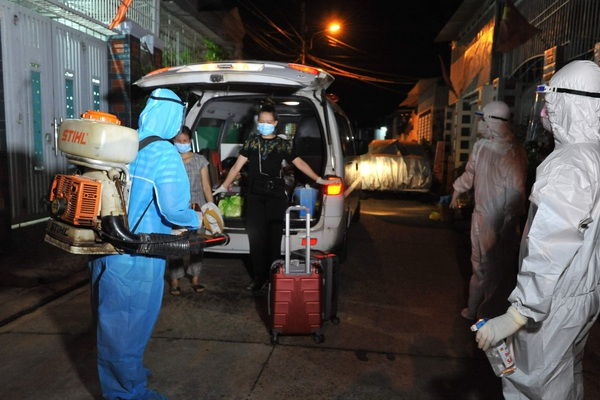 Bệnh nhân 3334 đã đi nhiều nơi tại Đà Nẵng, Kon Tum, Đắk Lắk