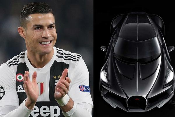Siêu xe Bugatti đắt đỏ nhất thế giới, vận tốc vô đối, Cristiano Ronaldo sở hữu