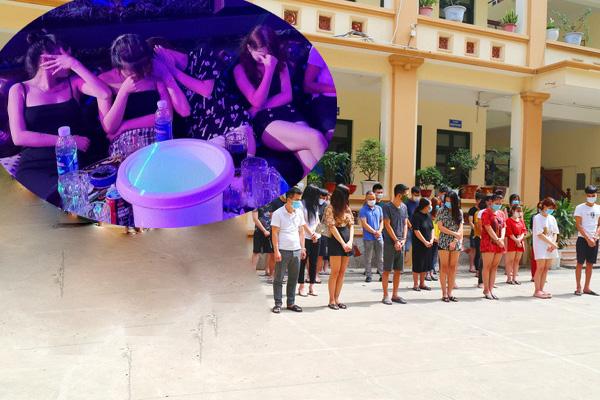 Xử lý sao nhóm thanh niên ở Bắc Ninh đi hát Karaoke trong mùa dịch Covid-19?