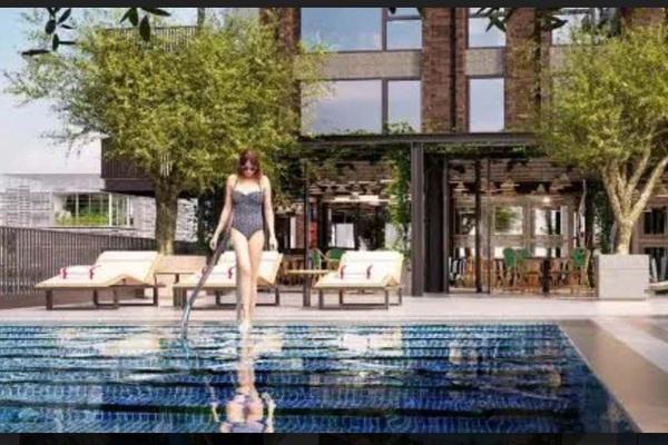 """Anh: Độc đáo với hồ bơi nổi trên trời có kích thước """"khủng"""" sẽ mở cửa vào tháng 5"""