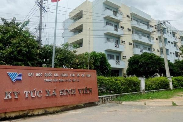 Covid-19: Ký túc xá ĐH Quốc gia TP.HCM ngưng đón sinh viên mới, khuyên sinh viên về nhà
