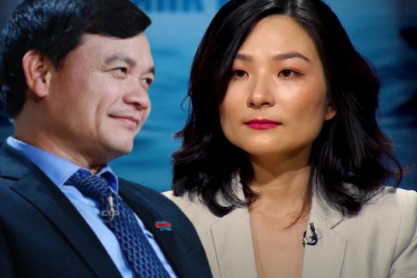 """Chương trình để shark Phú buông lời """"ong bướm"""" với CEO nữ là thứ văn hóa độc hại?"""