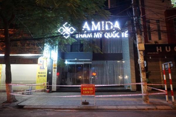 Đà Nẵng chính thức khởi tố thẩm mỹ viện AMIDA