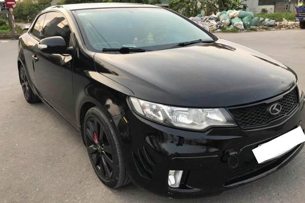 Kia Cerato nhập khẩu Hàn chạy 11 năm, rao bán giá bất ngờ
