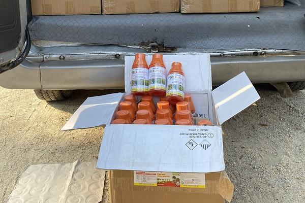 An Giang: Liên tiếp bắt giữ hàng nghìn chai thuốc bảo vệ thực vật không hóa đơn chứng từ