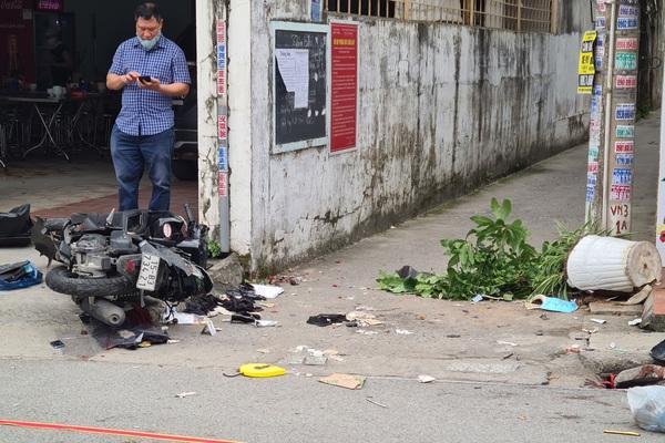 Hải Phòng: Nghi án ô tô truy đuổi xe máy khiến 2 người thiệt mạng