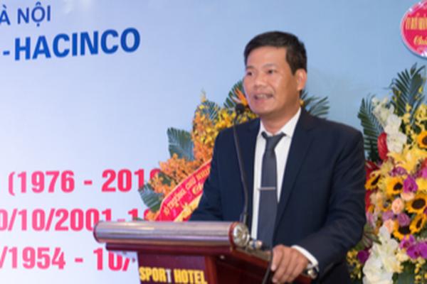 Hà Nội: Cách chức Giám đốc HACINCO đối với ông Nguyễn Văn Thanh