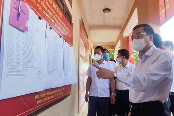 """Chủ tịch Hà Nội ra công điện khẩn chống Covid-19 trước """"ngày hội toàn dân"""", yêu cầu tuyệt đối an toàn cho bầu cử"""