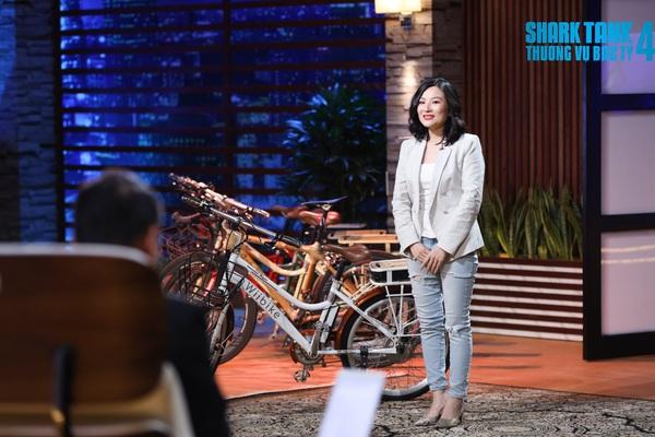 """Xe đạp của nữ CEO Wiibike làm """"dậy sóng"""" Shark Tank có gì khác biệt, ai đi thử cũng ngạc nhiên?"""