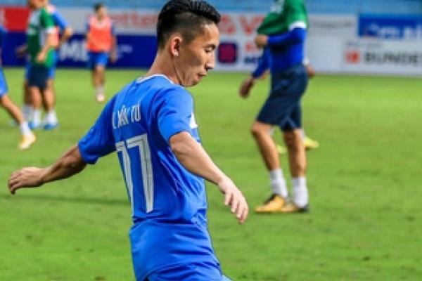 """TP.HCM kích hoạt """"bom tấn"""", """"Beckham Việt Nam"""" đá cặp với Lee Nguyễn?"""