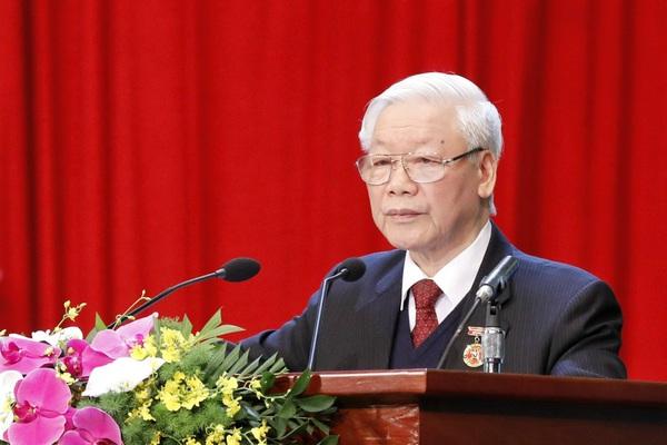 Tổng Bí thư Nguyễn Phú Trọng: Chúng ta cần một hệ thống chính trị mà quyền lực thực sự thuộc về nhân dân