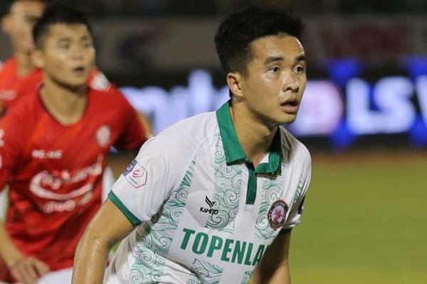 """Trần Đình Kha: Con nhà nông thành """"kép chính"""" tại V.League"""