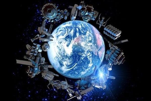 """Biến đổi khí hậu làm cho tình trạng """"rác không gian"""" ngày càng tồi tệ hơn"""