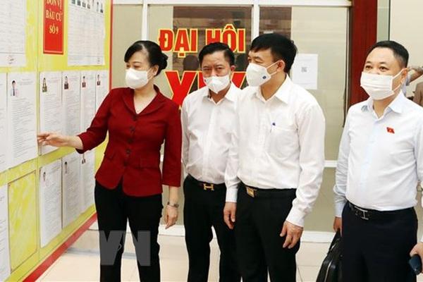 Bắc Ninh: Lập bổ sung khu vực bỏ phiếu riêng tại cơ sở cách ly tập trung để bầu cử đại biểu Quốc hội, HĐND