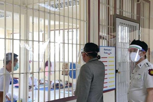 Thái Lan ghi nhận số người chết hàng ngày bởi Covid-19 cao nhất do virus lan truyền trong các nhà tù