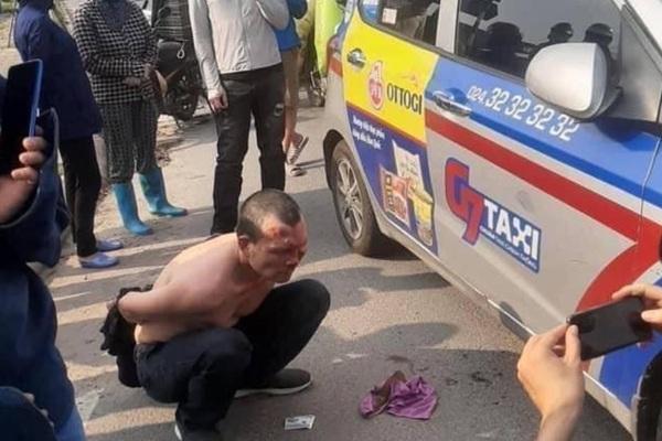 Đối  tượng  bị truy nã dùng dao đâm lái xe taxi ở Hà Nội có thể phải đối mặt hình  phạt nào?