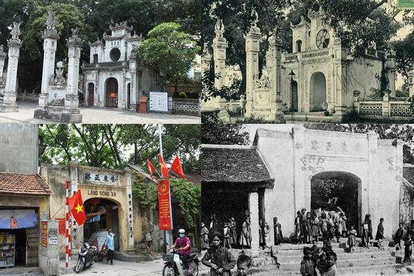 Ảnh: Những góc phố, công trình ở Hà Nội thay đổi như thế nào sau 100 năm?