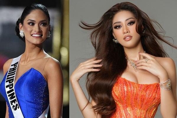 Hoa hậu Hoàn vũ Pia Wurtzbach không phục thành tích của Khánh Vân tại Miss Universe 2020?