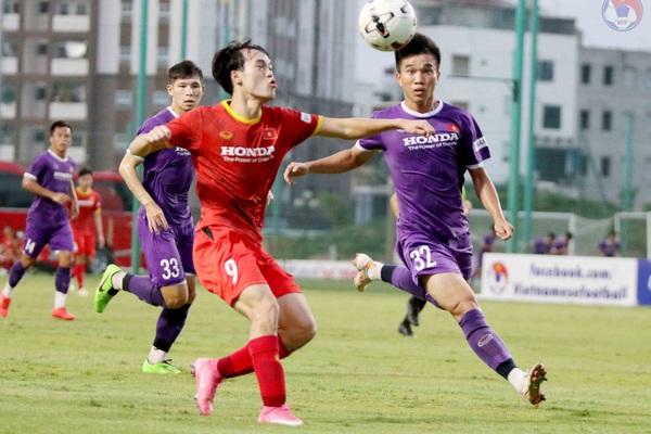 3 cầu thủ ĐT Việt Nam không ra sân đấu U22 là ai?