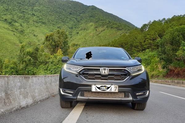 Chủ xe Honda CR-V đánh giá ngỡ ngàng sau gần 5 vạn km