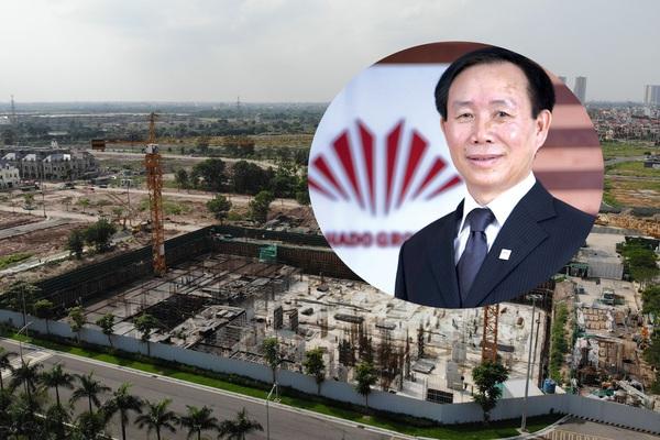 """Ông chủ doanh nghiệp xây dựng """"hầm chung cư"""" không phép tại Hà Nội giàu cỡ nào?"""