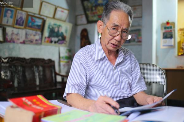 """Cụ ông 80 tuổi dự thi """"Làng Việt thời hội nhập"""": Viết truyện ngắn như đánh du kích!"""