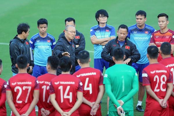 Danh sách chính thức ĐT Việt Nam: HLV Park Hang-seo gây bất ngờ