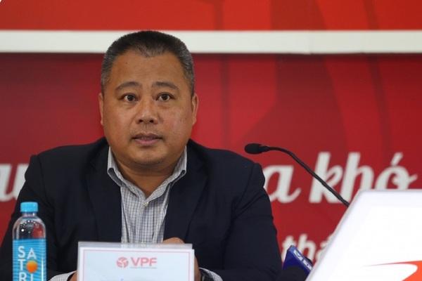 """Sếp lớn VPF sợ V.League 2021 """"toang"""" vì dịch Covid-19"""