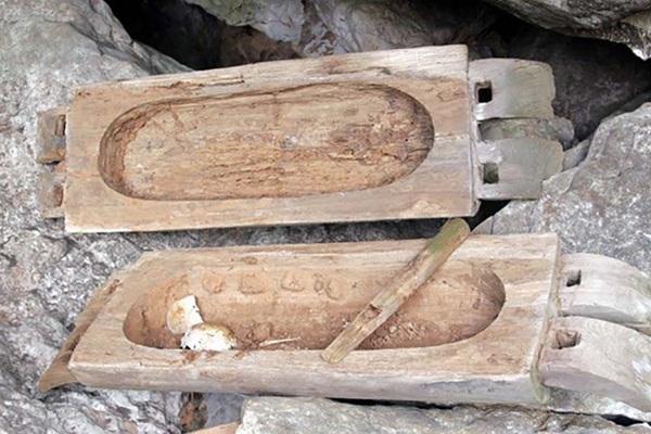 Mộc Châu: Trải nghiệm ấn tượng với hang động mộ táng ở bản Dọi
