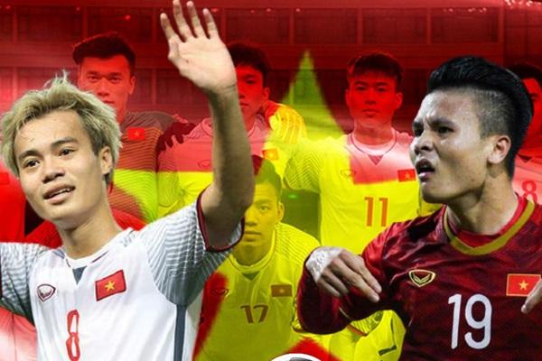 Siêu đội hình của ĐT Việt Nam kết hợp giữa HAGL và Hà Nội FC