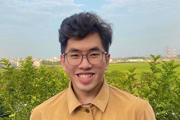 Nam sinh đam mê Toán giành học bổng 5 tỷ đồng từ đại học top 4 của Mỹ