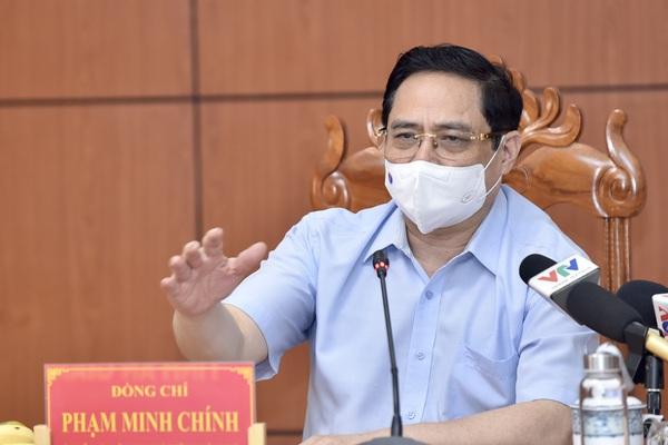 Thủ tướng Phạm Minh Chính: Dứt khoát xử lý người đứng đầu nếu để xảy ra dịch bệnh, trì trệ sản xuất do chủ quan