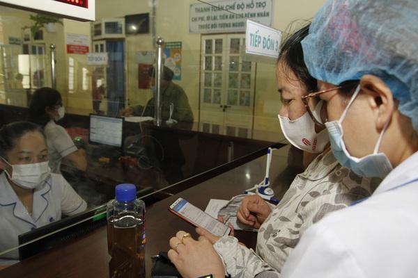 Sử dụng hình ảnh thẻ BHYT trên ứng dụng VssID: Nhiều tiện lợi trong khám, chữa bệnh