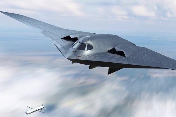 Máy bay ném bom tàng hình mới của Trung Quốc có thể tấn công các mục tiêu ở tận đảo Guam?