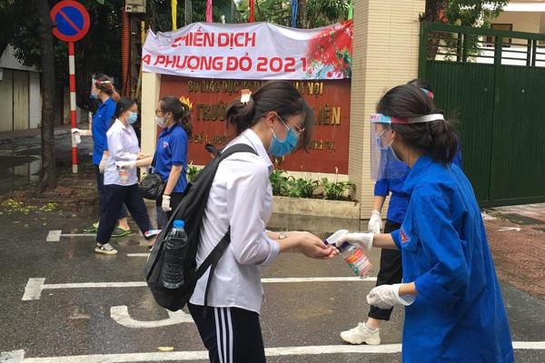 Ngày thi đầu tiên thi vào lớp 10 Hà Nội: 38 thí sinh không phải dự thi là ai?