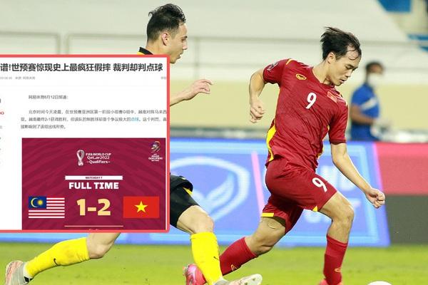 """Đội nhà """"lép vế"""", báo Trung Quốc """"móc đểu"""" Văn Toàn"""