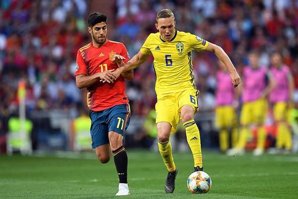 """Nhận định, dự đoán tỷ số Tây Ban Nha vs Thụy Điển (2h ngày 15/6): """"Bò tót"""" lao sừng!"""